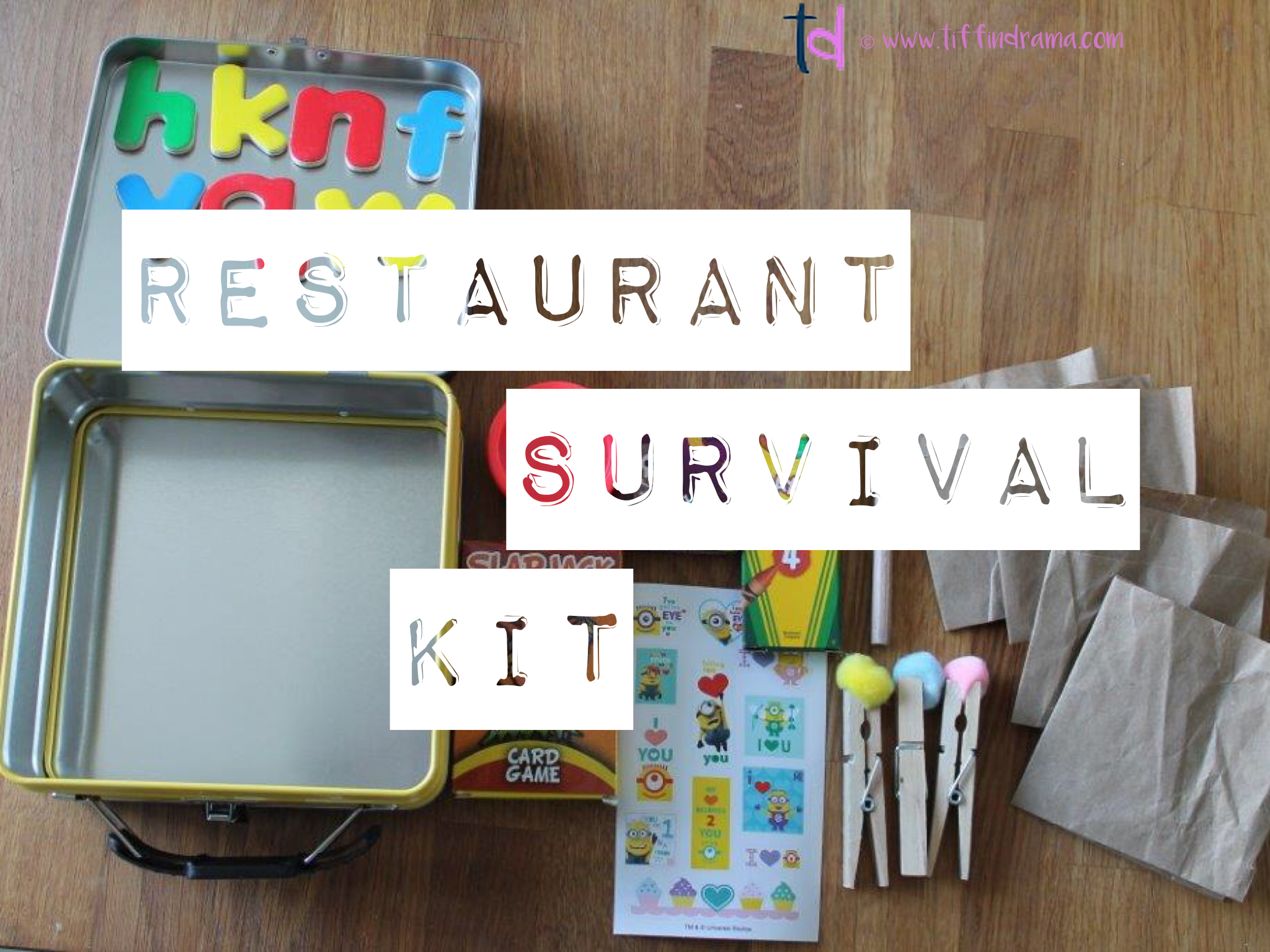 RestaurantSurvivalKit