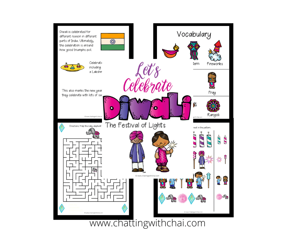 diwali workbook