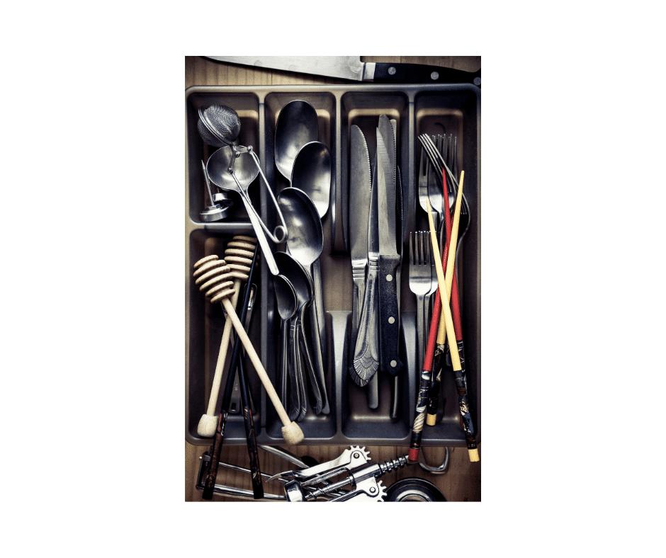 Gluten free utensils