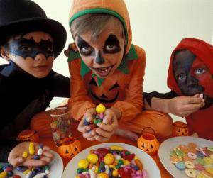 halloween candy sort activity