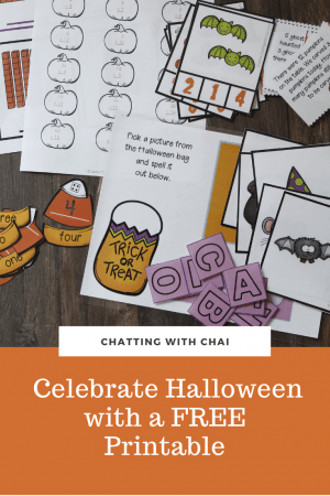 halloween worksheets for kindergarten