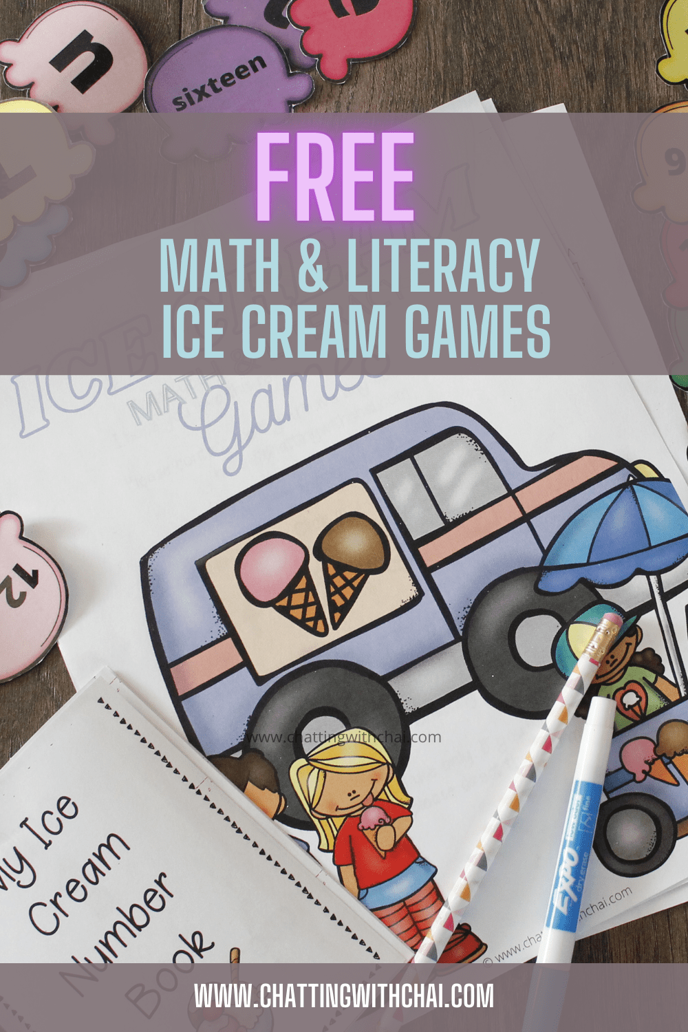 free ice cream games