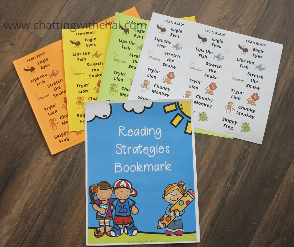 how to teaching reading strategies