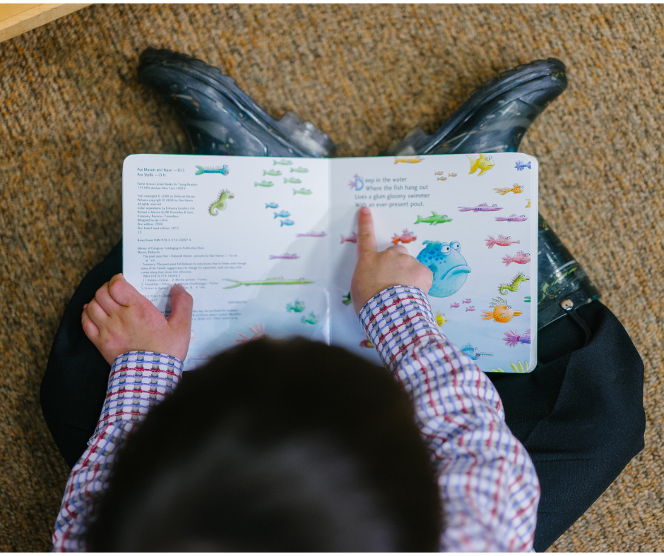 Pre reading skills for preschool