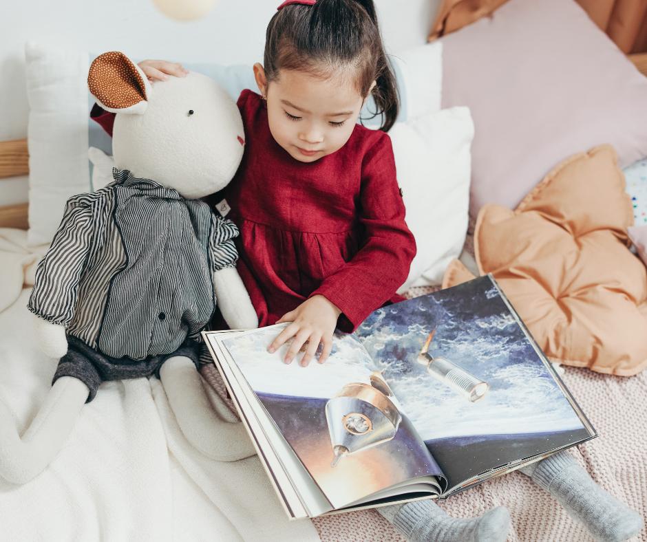 What your preschooler needs to know by kindergarten